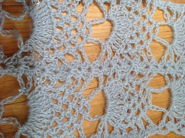 10 Easy Free Crochet Lace Scarf Patterns