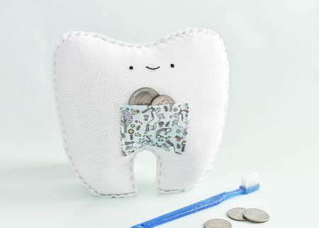 Tooth Fairy Pillow Pattern And Directions