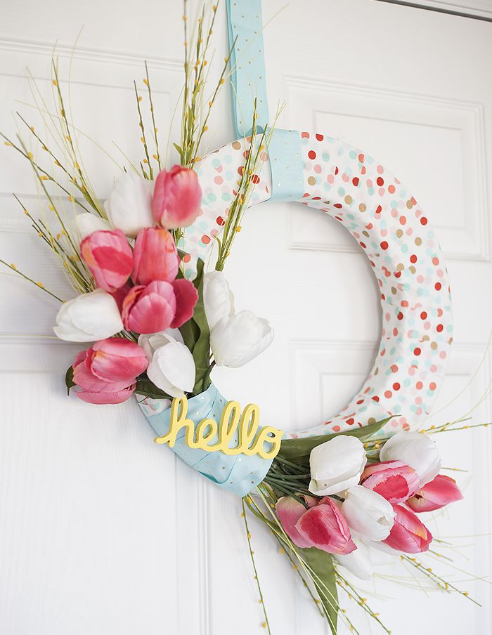 25 Spring Decor Ideas For Diyers