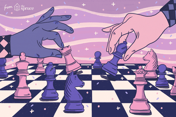 illustration of chess playing tactics