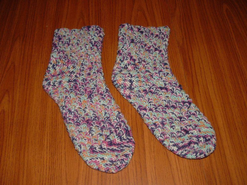 10+ Crochet Sock Patterns