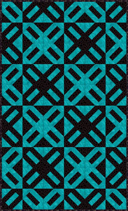 Cracker Quilt Patterh
