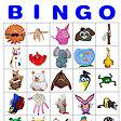 Animal Bingo Cards