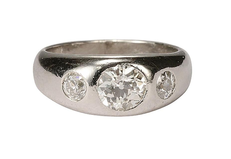 Sale Used Diamond Rings