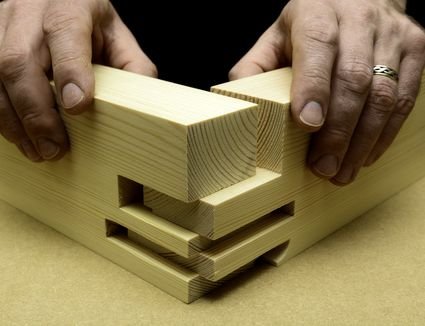 Woodworking Joint Detail