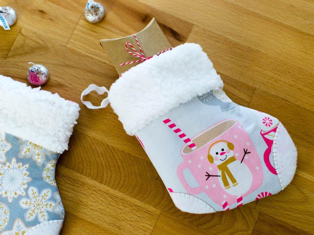 Adorable Mini Christmas Stockings