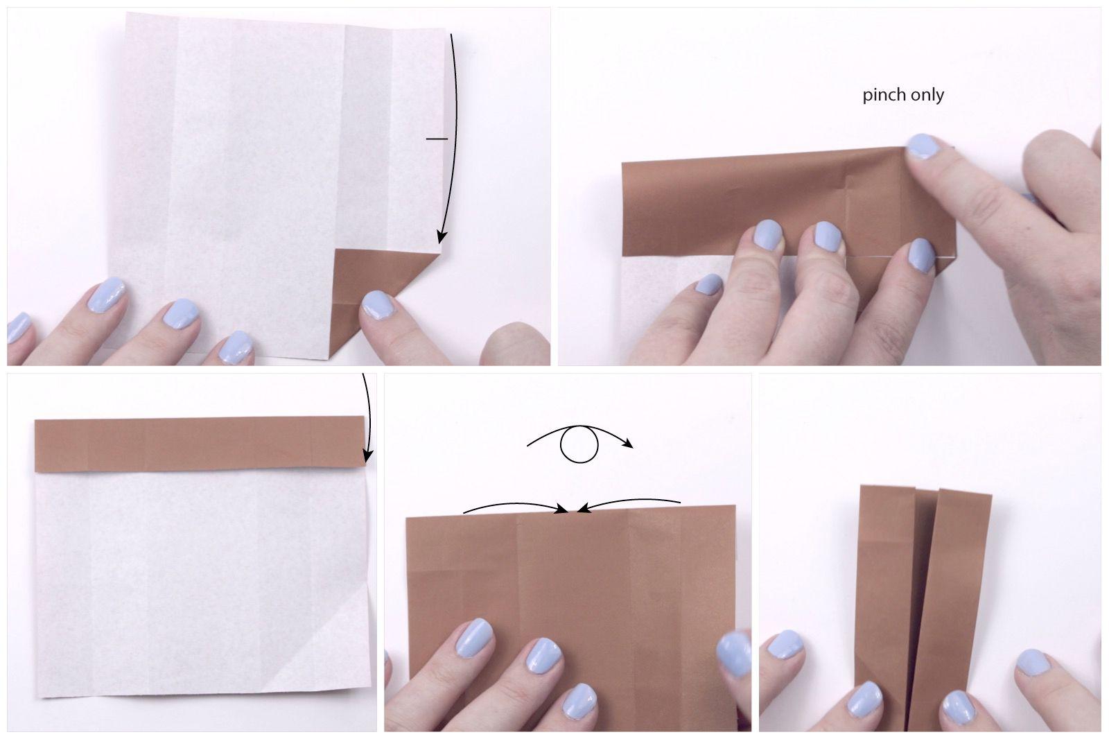 japanese origami doll tutorial 09