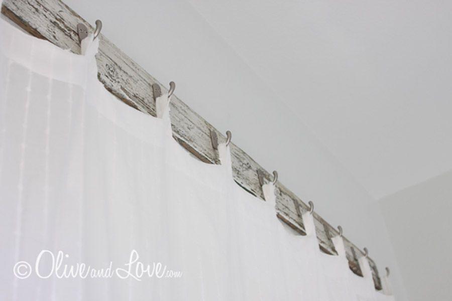 hook curtain holder