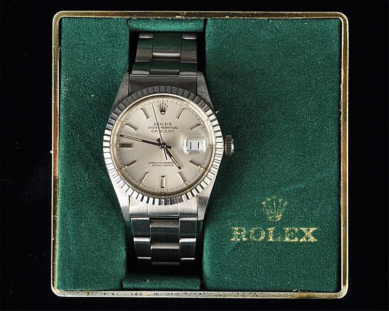 Rolex Datejust Oyster Perpetual Men's Watch