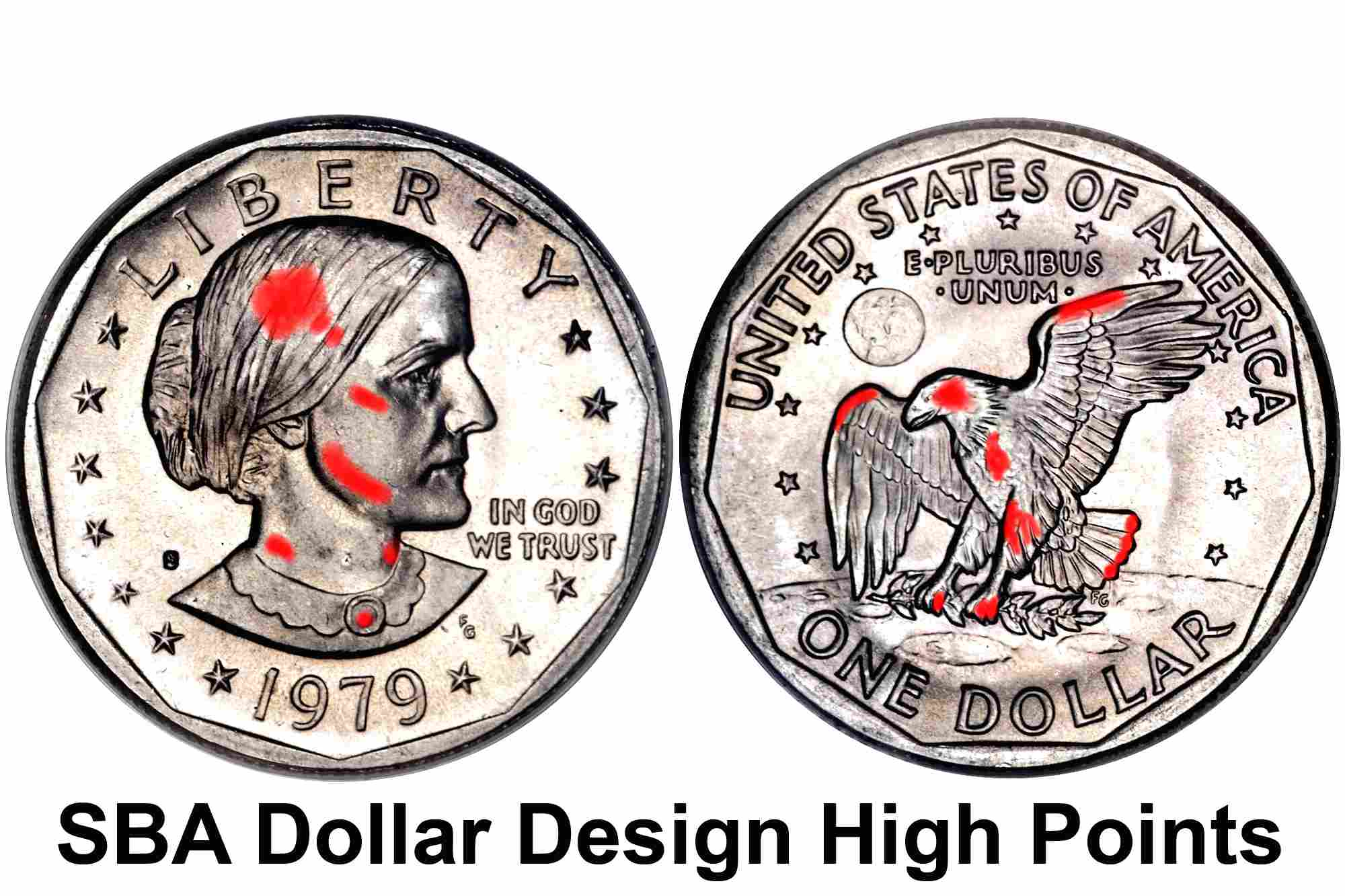Grading Susan B  Anthony Dollars