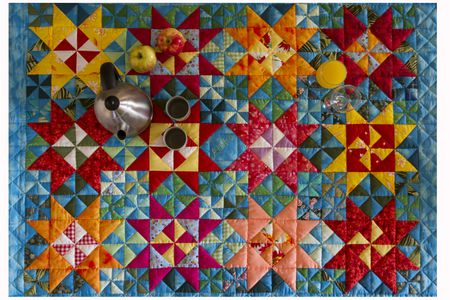 how to make a scrap quilt like a pro