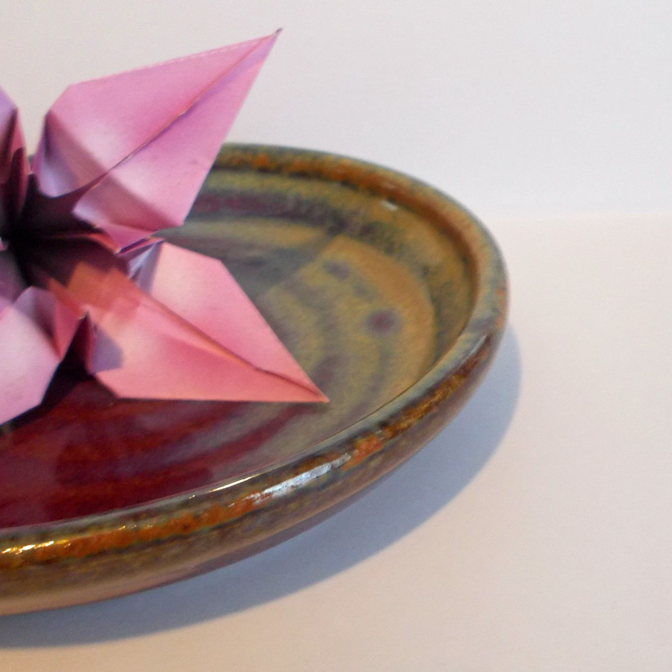 Origami Lotus Flower Tutorial!! by Roselyn Bhowmik - Musely | 1355x1355