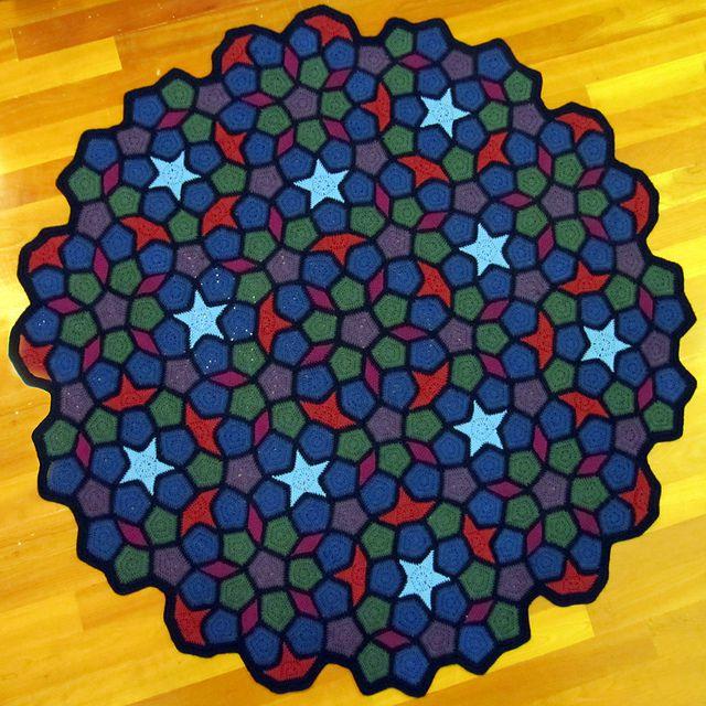 Free Crochet Pentagon Patterns