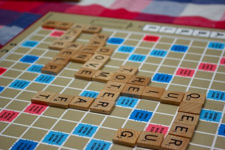 scrabble words - three-letter x words