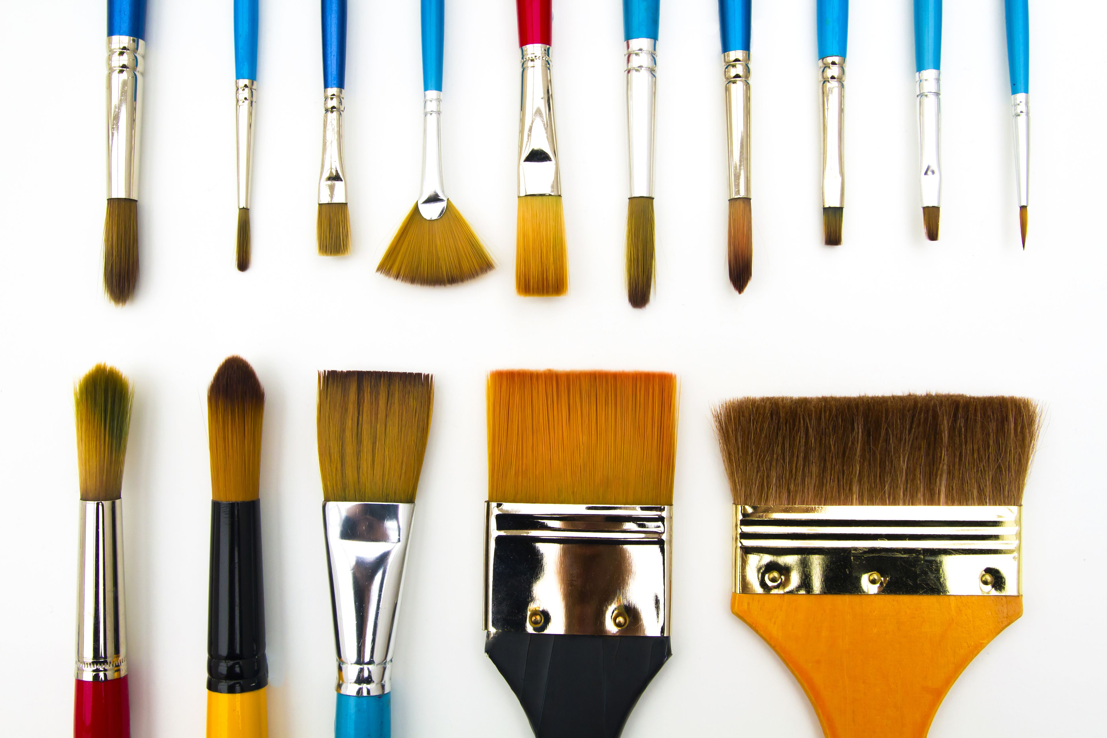 An Introduction to Art Paintbrushes