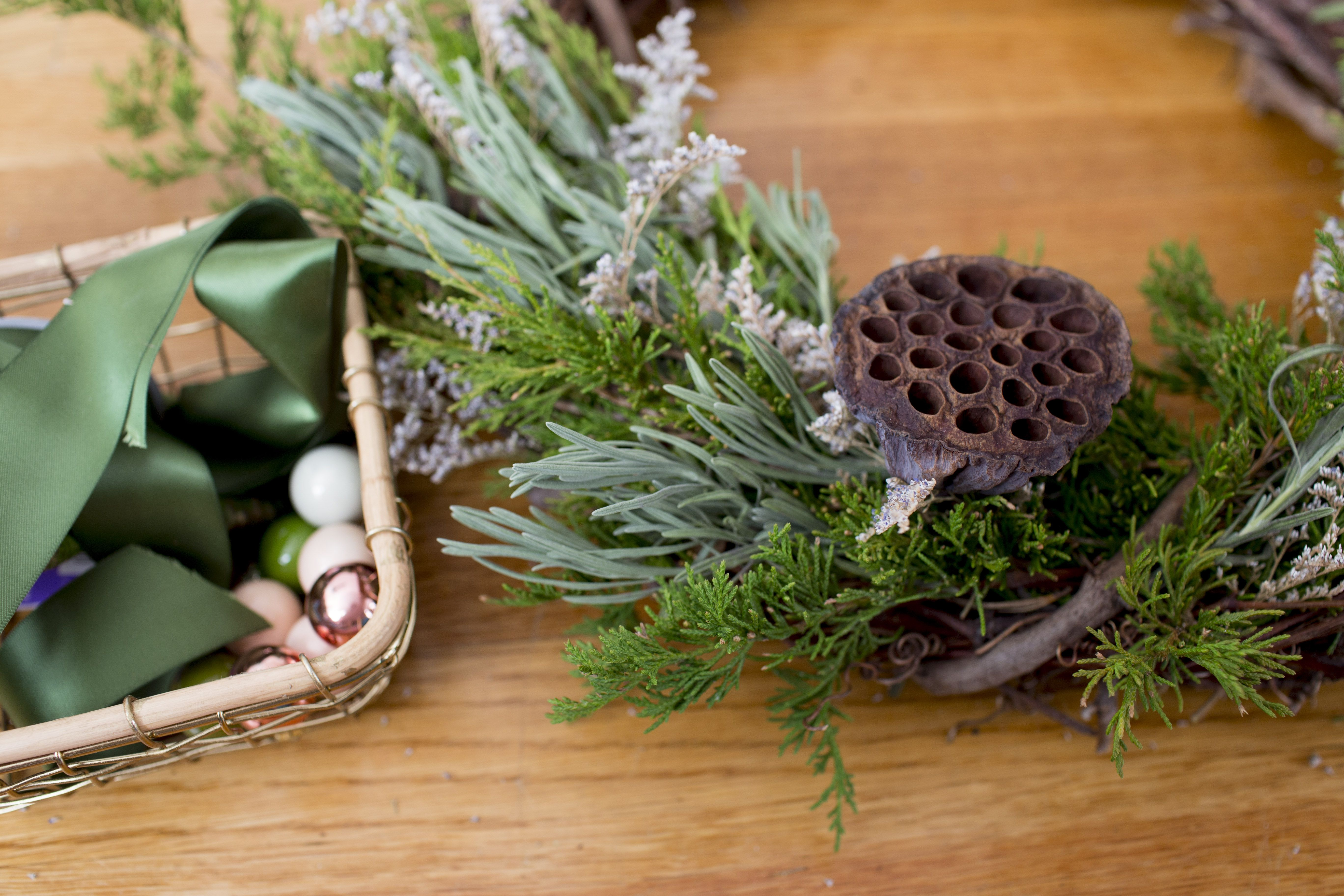 The Best Way to Make a DIY Wreath That Looks Better Than Store Bought