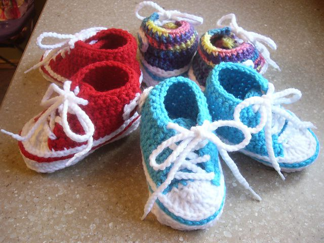 448ae5fcc8 15 Adorable Baby Bootie Crochet Patterns