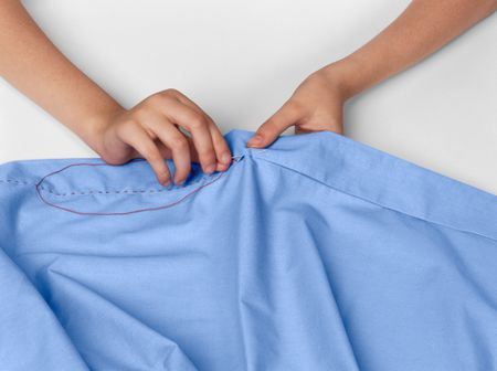 Altering Sewing Patterns For Proper Fitting