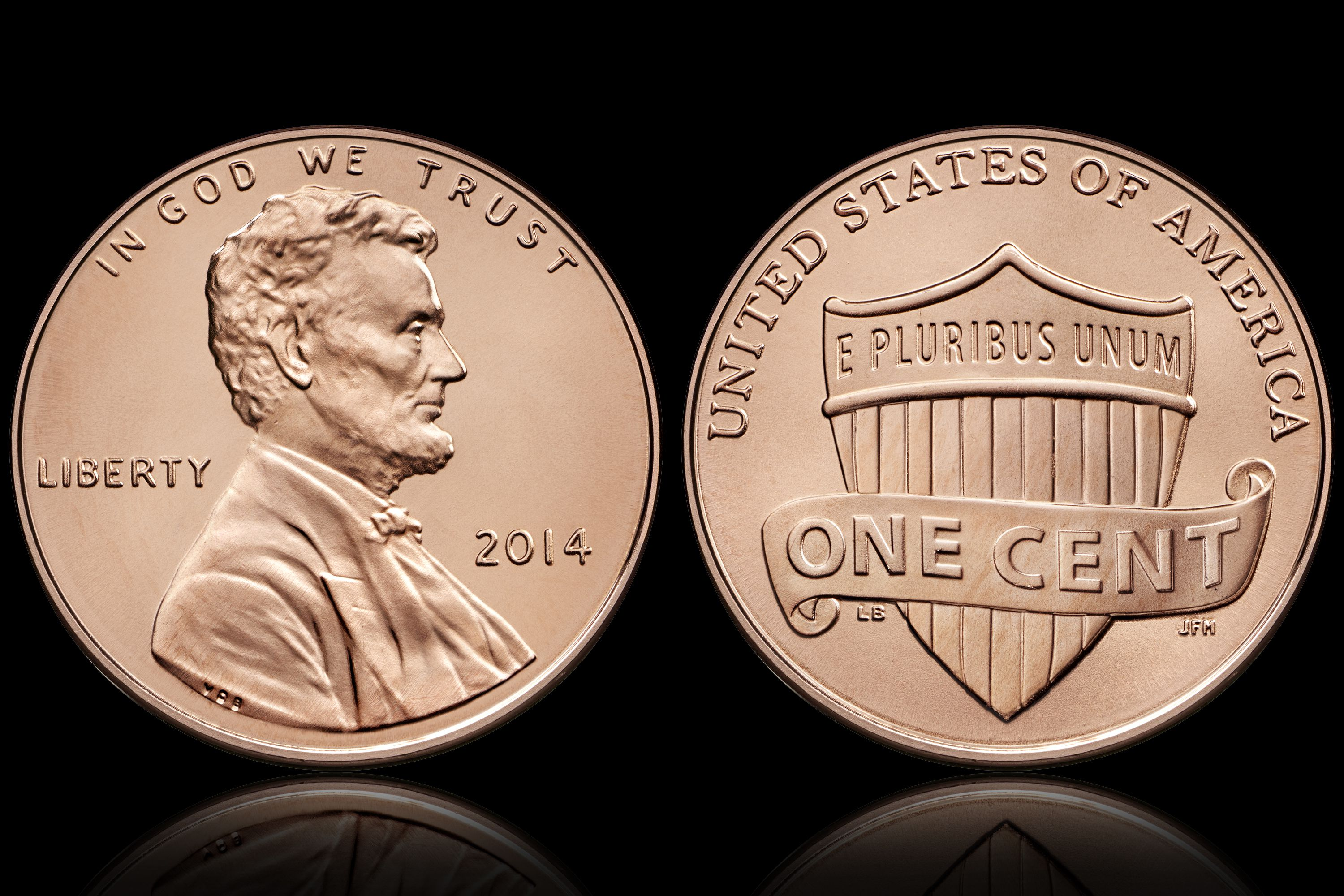 2010 Penny Design The Us One Cent Design For 2010