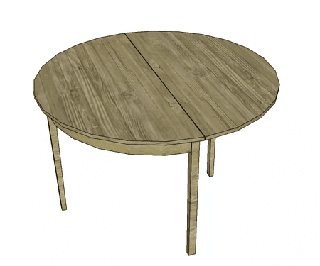 Coffee Tables You Can Put Your Feet On