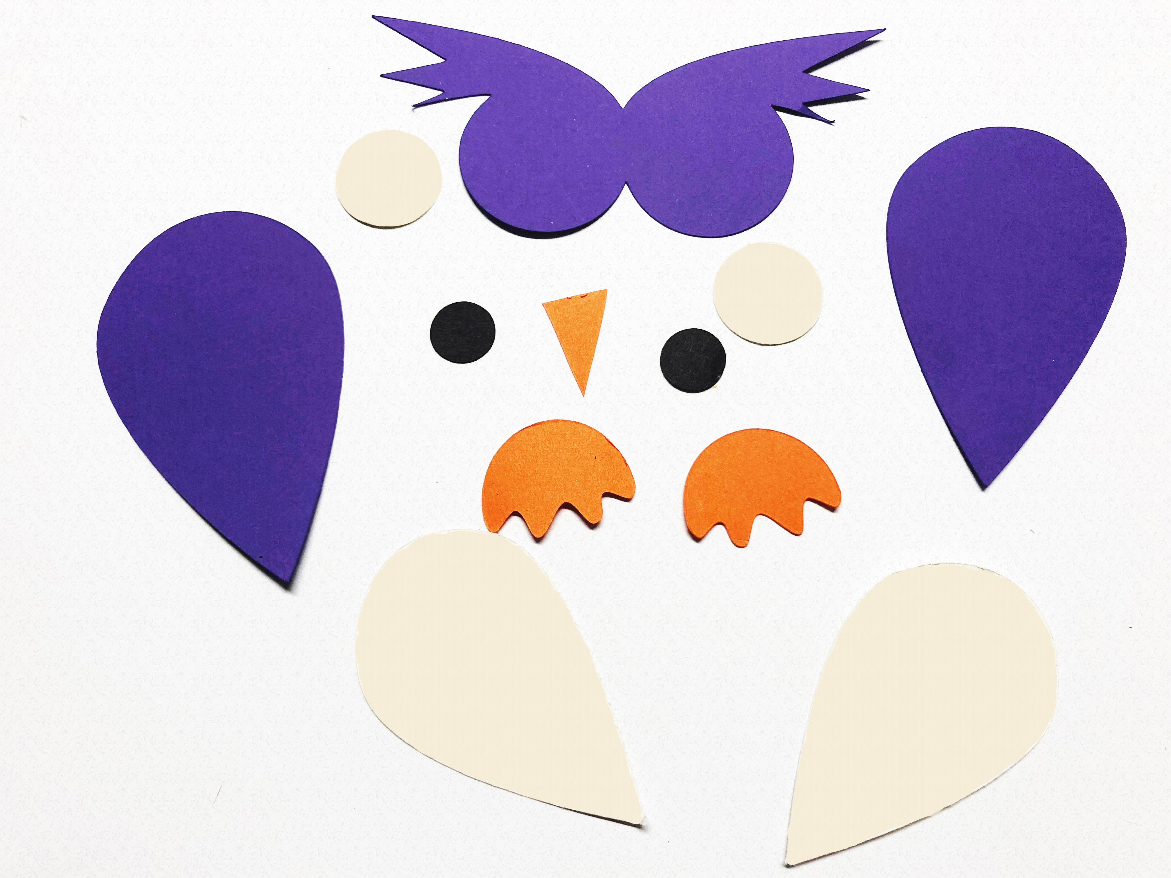 Cute Owl Pinecone Craft for Kids