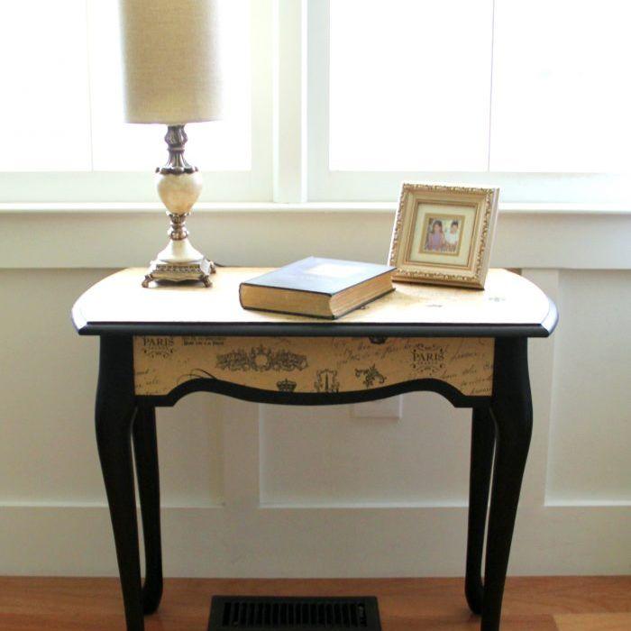 five dollar table