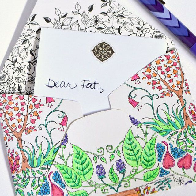 stress relieving diy adult coloring