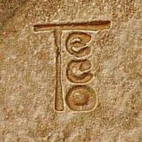 Teco Pottery Mark