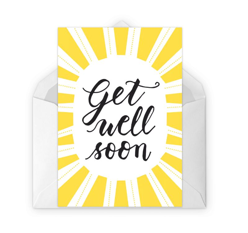 Free Printable Get Well Soon Cards And Tags