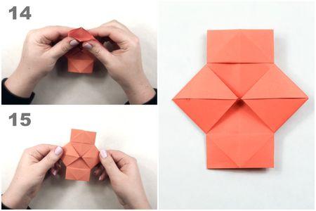 Origami Lantern Tutorial