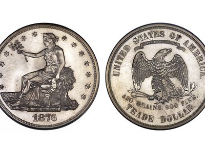How Much Is My Trade Silver Dollar Worth