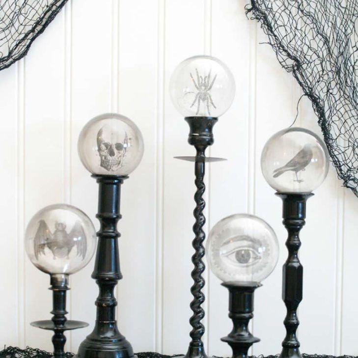 haunted house ideas