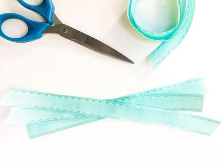 How to make ribbon flowers cut the ribbon ribbon flowers mightylinksfo