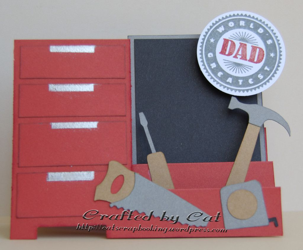 Cut /& Make Father/'s Day Cutting Die Hobbies and Sports