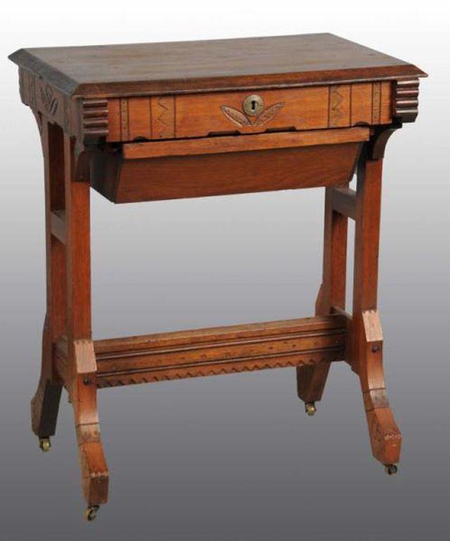Eastlake Style End Table