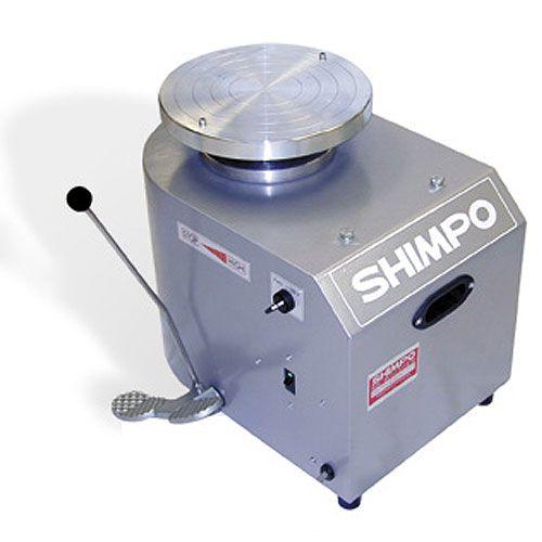 The Shimpo RK-Whisper pottery wheel