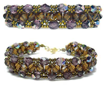 Triangle Weave Bracelet