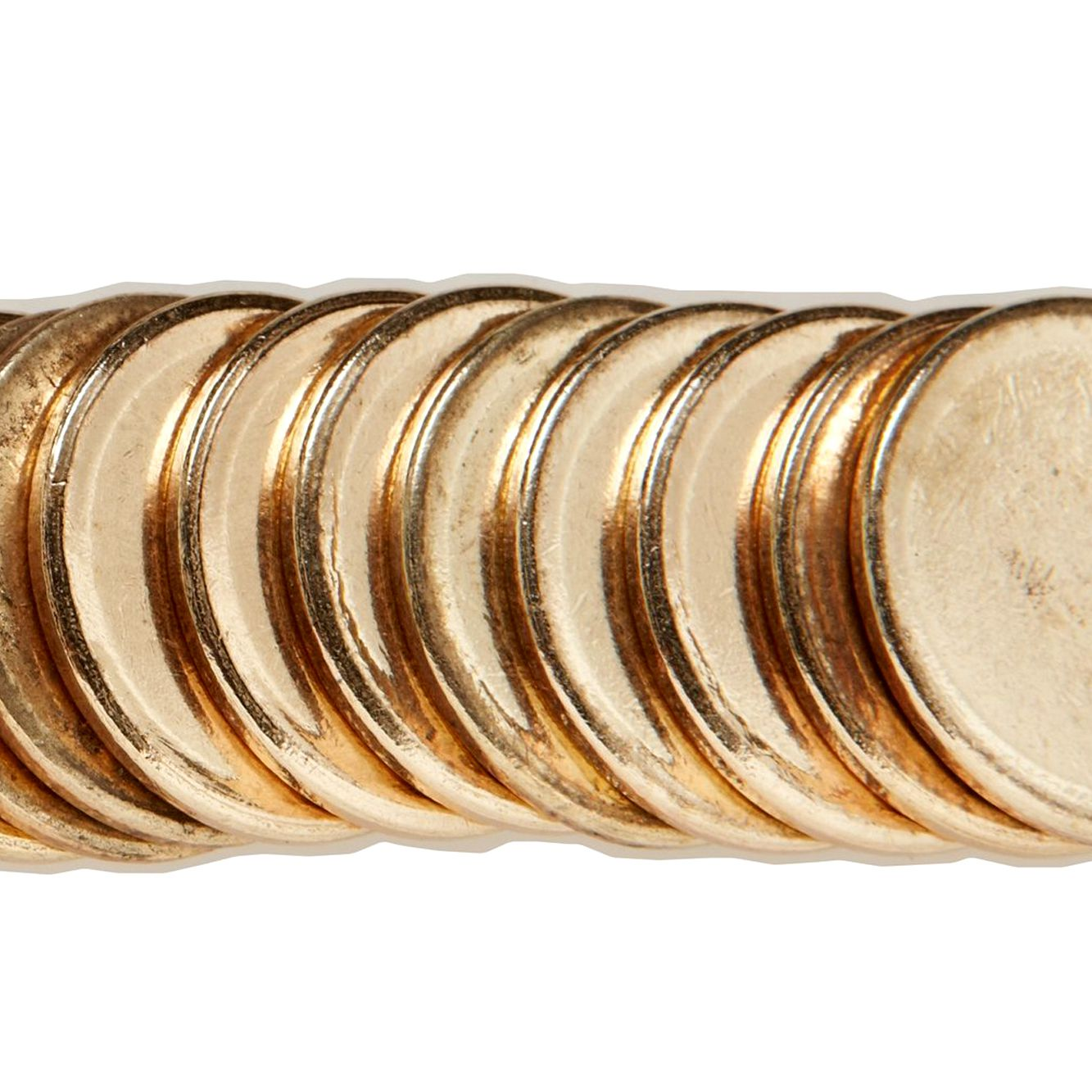National Large Half Dollar Coin Board Meghrig Blank Plain Fits Wayte Raymond