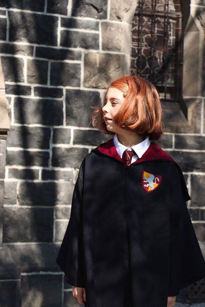 Ginny Weasley costume