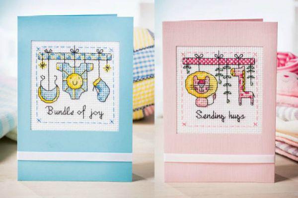 Baby Cross Stitching