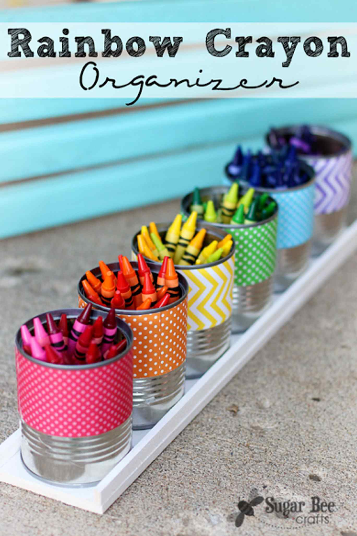 8 cute and colorful back to school crafts