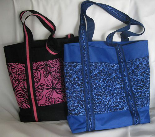 Free Tote Bags Sewing Patterns and Options
