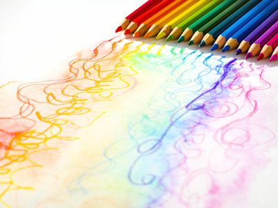 Coloring Techniques With Colored Pencils