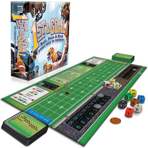 The Best Football-themed Board Games Ever Published