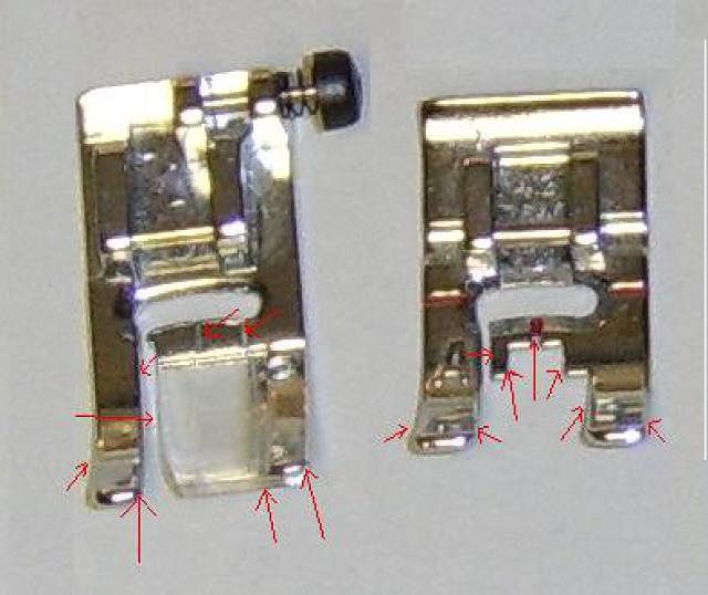 Sewing Machine Presser Feet What Are They And How To Use Them New Sewing Machine Presser Feet Cheat Sheet