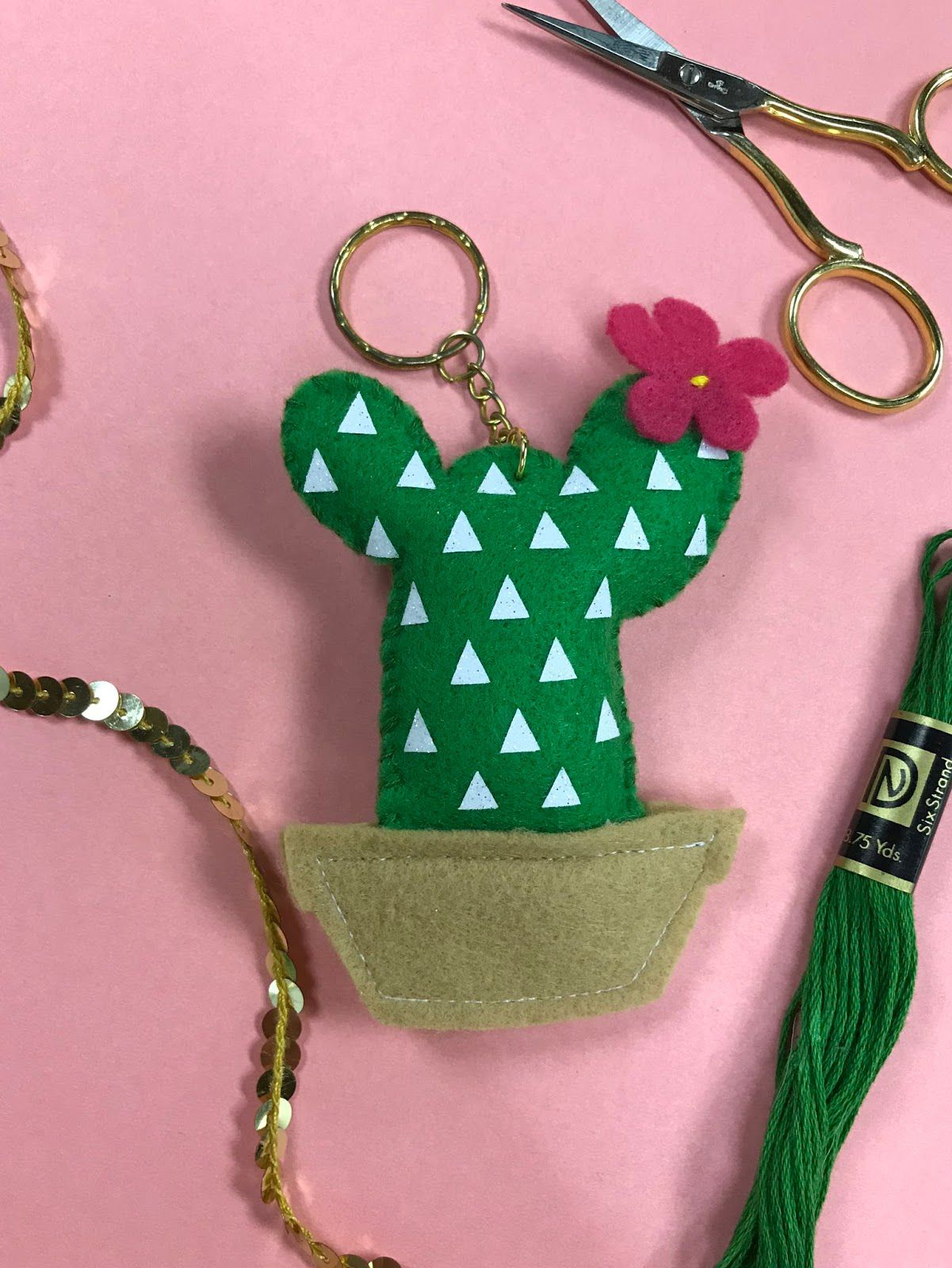14 Diy Keychains That Make Great Gifts