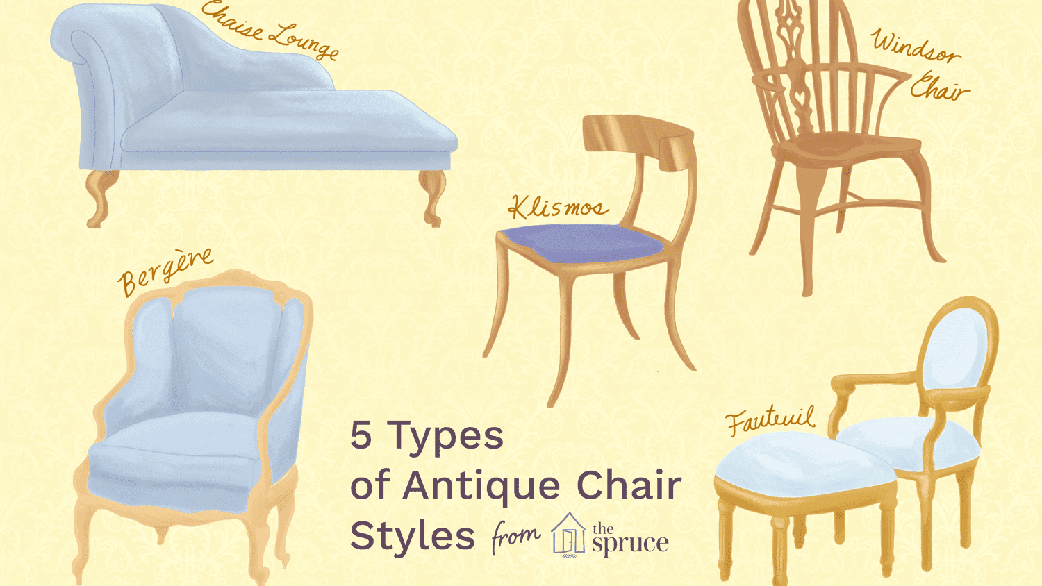 Picture of: Learn To Identify Antique Furniture Chair Styles