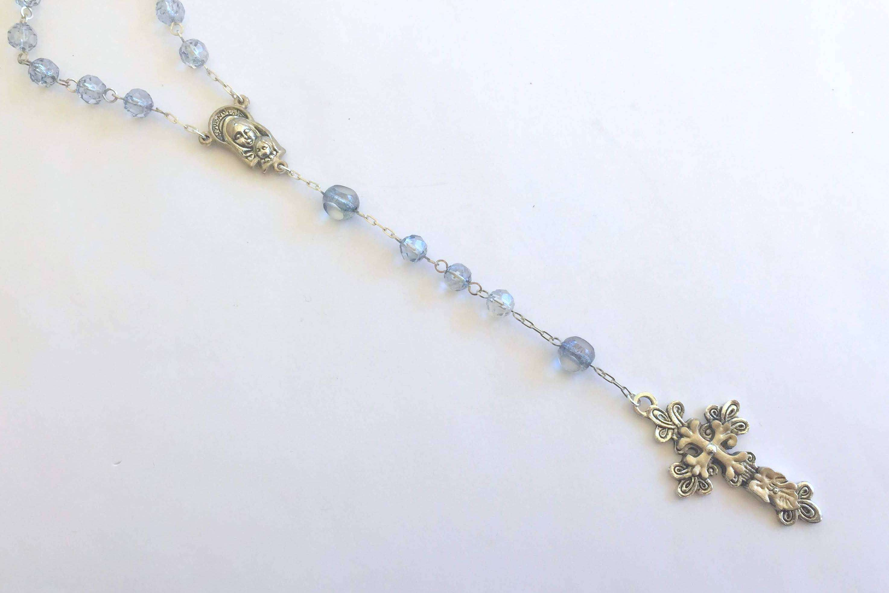 how to make a rosary