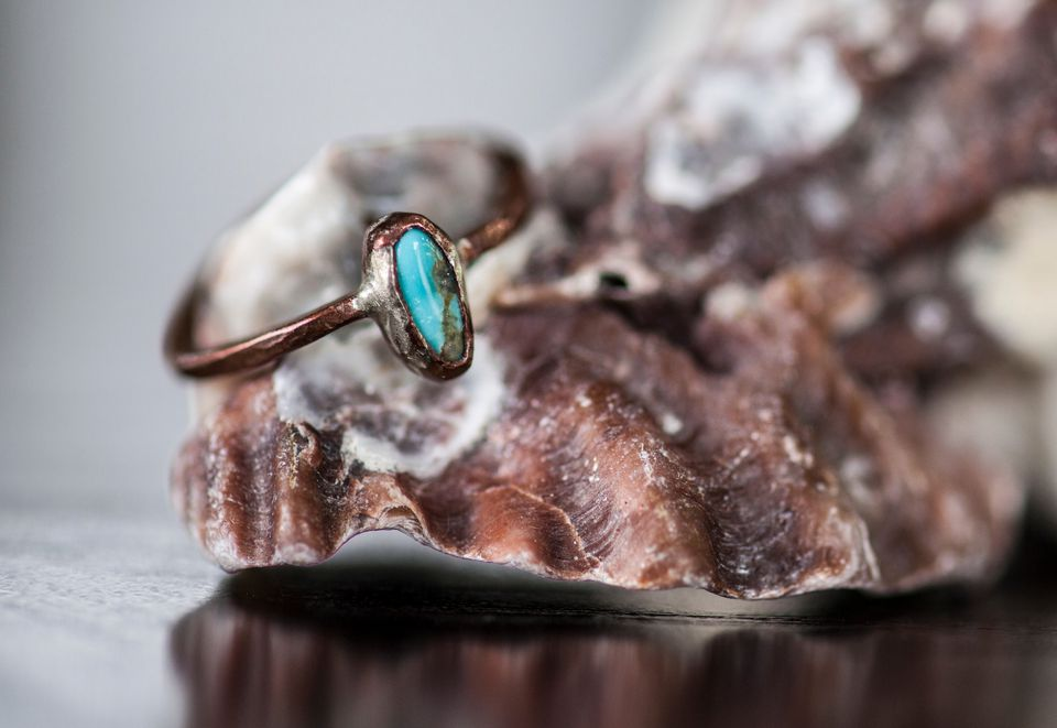 turquoise ring