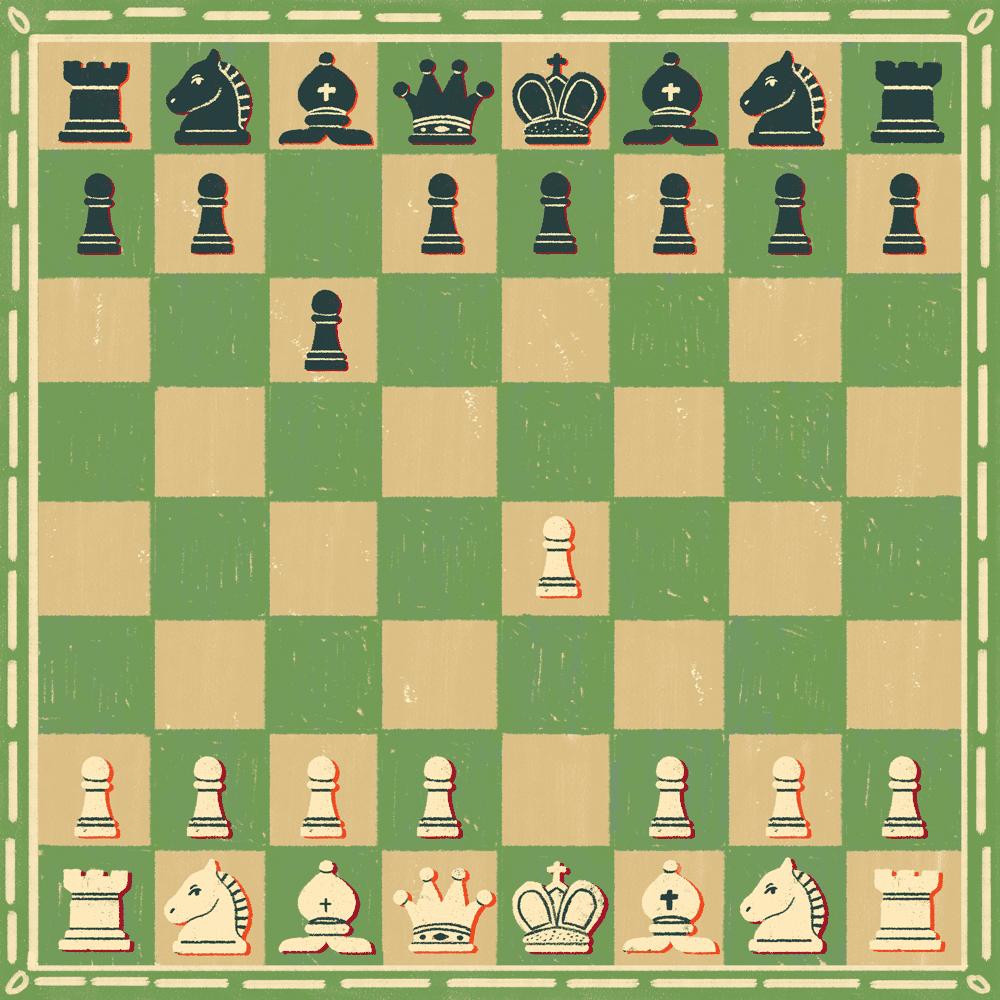 Caro-Kann defense in chess